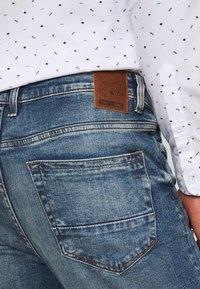 Only & Sons - ONSLOOM LIFE CARD - Jeans slim fit - blue denim - 3