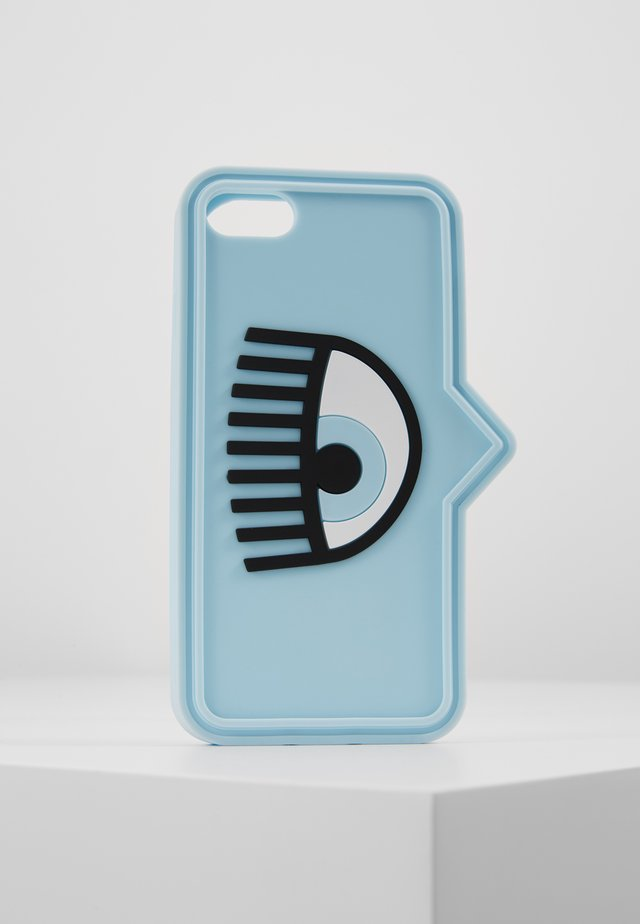 EYELIKE COVER IPHONE - Handytasche - blue