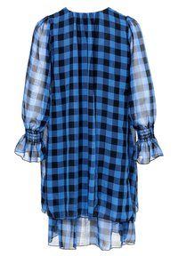 Noella - CASSY - Day dress - black blue checks - 4