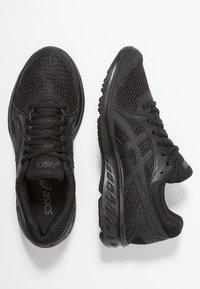ASICS - JOLT 2 - Obuwie do biegania treningowe - black/dark grey - 1