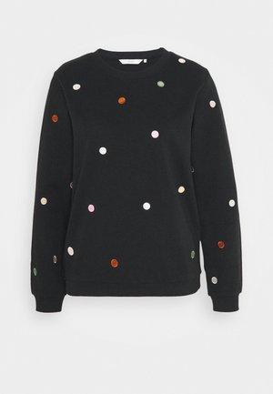 NUBRUNHILDA  - Sweatshirt - caviar