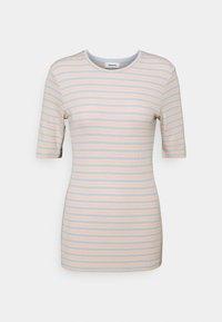 Modström - ITTAKA  - Print T-shirt - peach stripe - 4