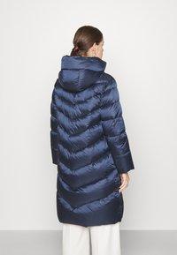 Marella - BUSSETO - Down coat - blu - 2