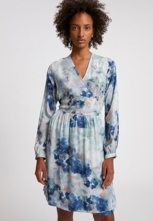 ELVINAA - Day dress - foggy blue