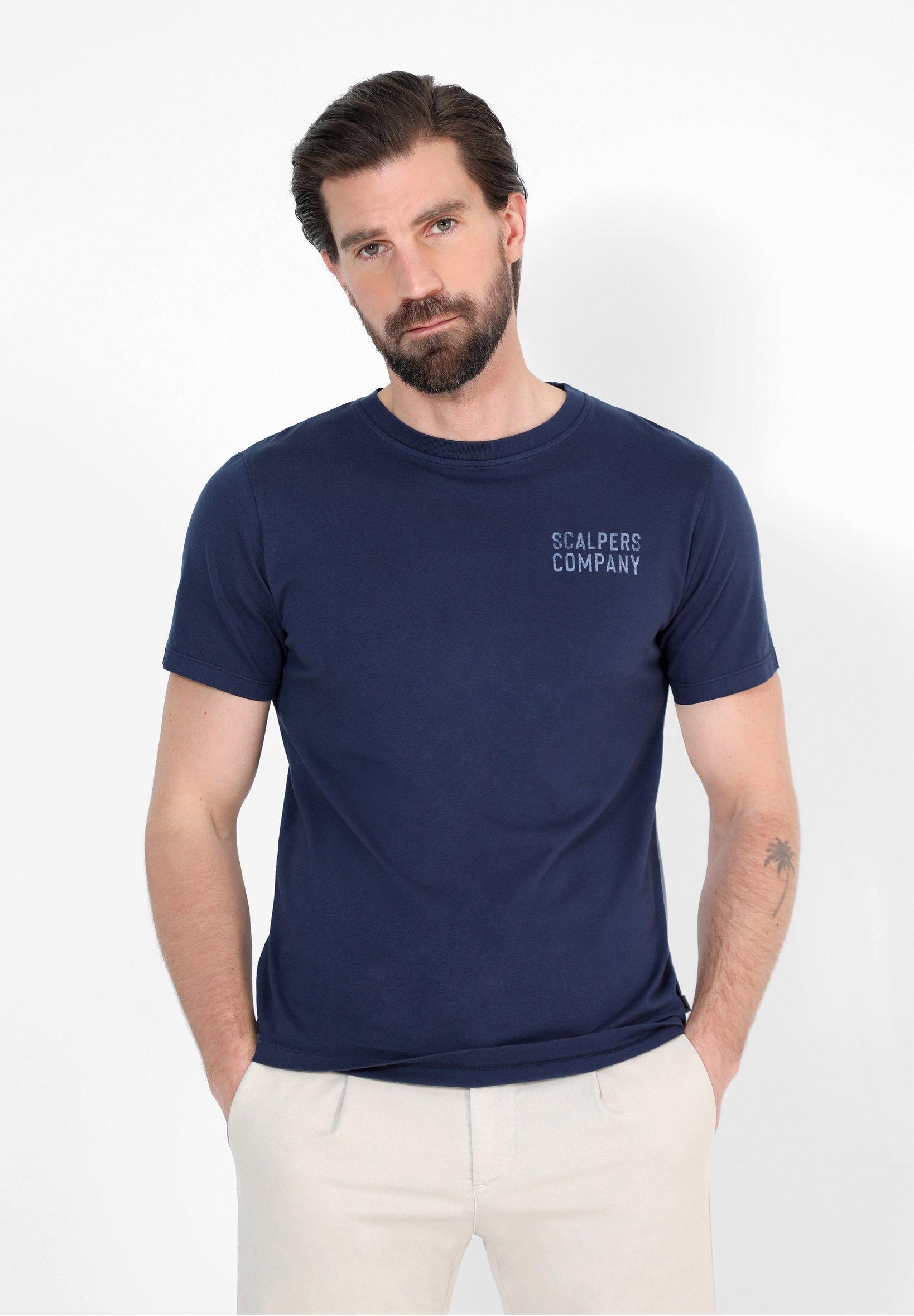 Homme ADDICT - T-shirt imprimé