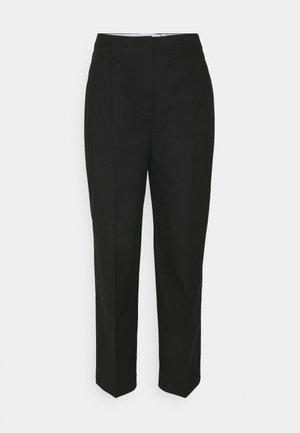 LEONIAH - Trousers - black