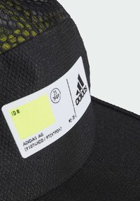 adidas Performance - Five-Panel TECH CAP TRAINING WORKOUT - Cappellino - black - 3