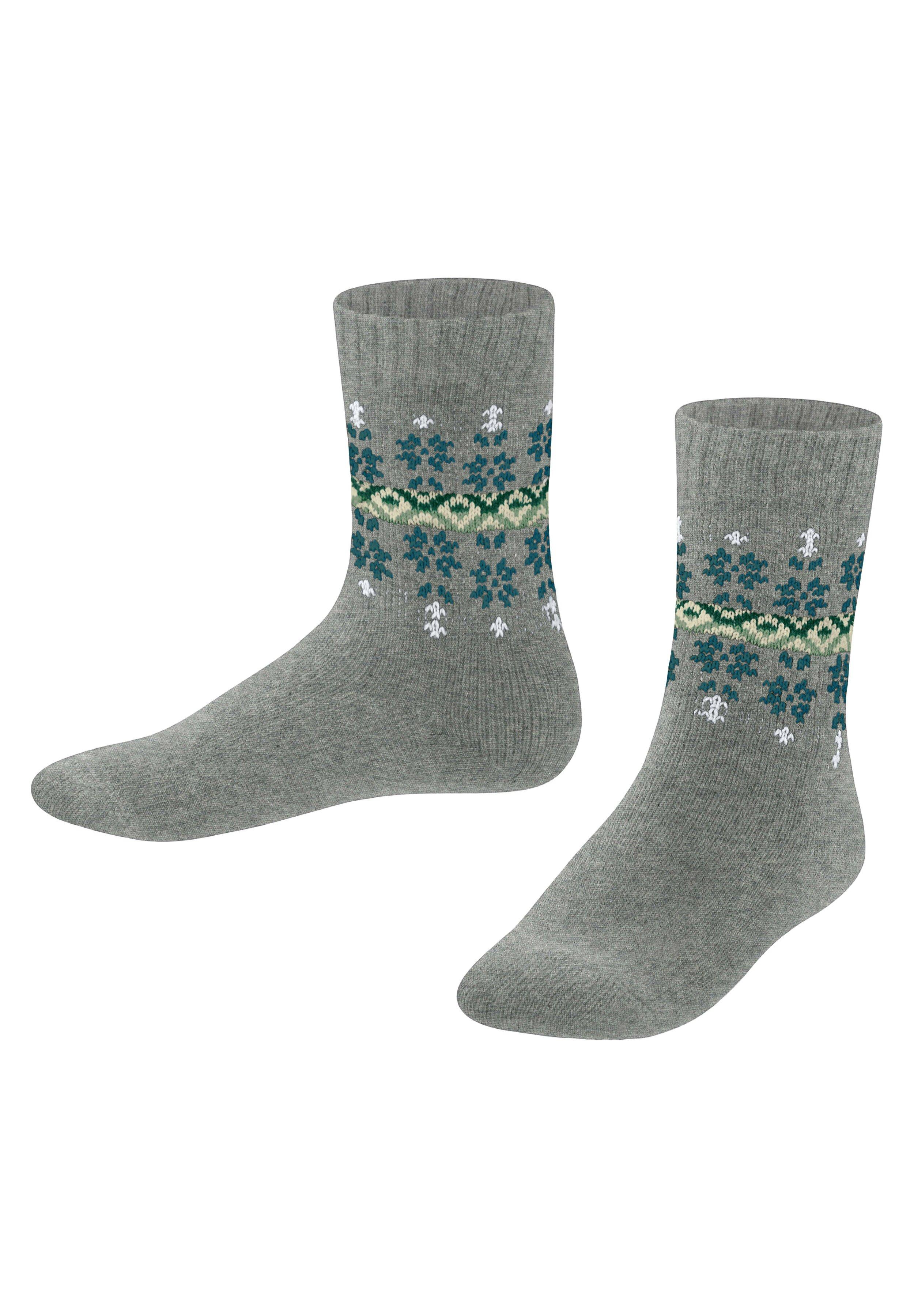 Kinder Socken - light grey