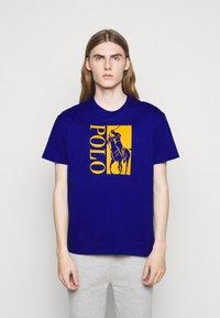 Polo Ralph Lauren - T-shirt imprimé - heritage royal - 0