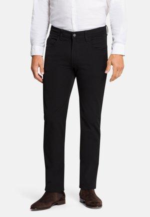 5-POCKET RANDO - Trousers - schwarz
