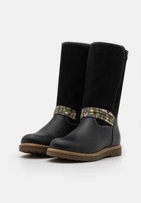 Richter - GRETA - Winter boots - black - 1