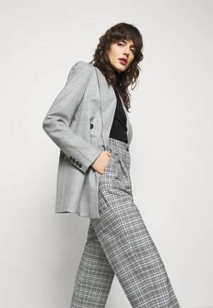EGOISTA - Trousers - grigio