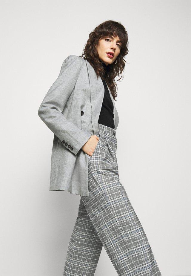 EGOISTA - Kalhoty - grigio