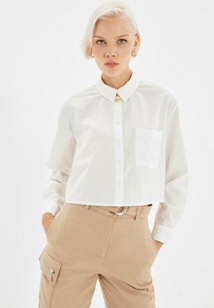 PARENT - Overhemdblouse - white
