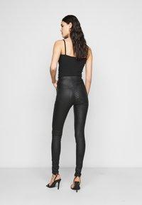 Dr.Denim Tall - MOXY - Jeans Skinny Fit - black metal - 2