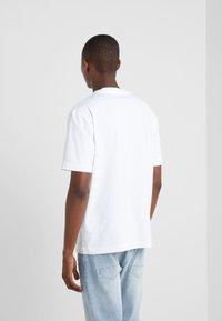 BOSS - TCHUP - T-shirt print - white - 2