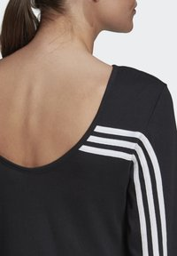 adidas Performance - PRIMEBLUE LONG-SLEEVE TOP - Long sleeved top - black - 5