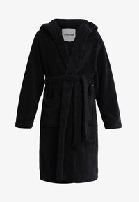 YOURTURN - Dressing gown - black - 3