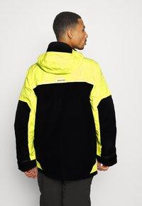 Burton - FROSTNER - Snowboardová bunda - limade/trublack - 2