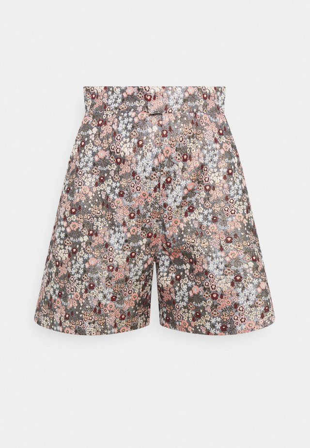 NOLIA - Shorts - powder blue