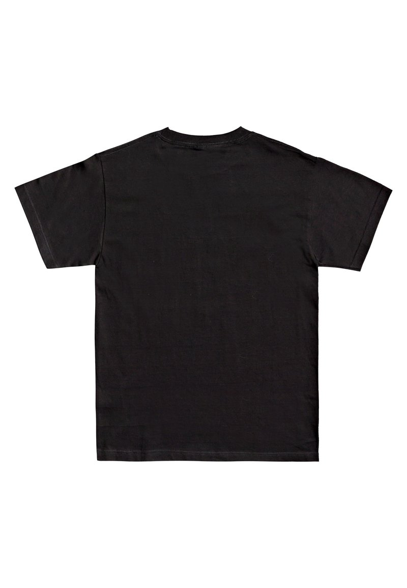 DC Shoes Star - T-Shirt print - BLACK/schwarz SBbkSb