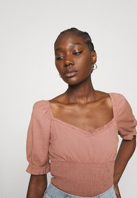 Abercrombie & Fitch - MIMOSA - Blouse - pink - 4