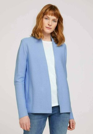 Cardigan - stonington blue