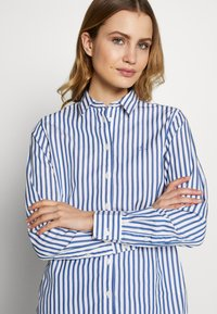 GANT - THE BROADCLOTH STRIPED - Camicia - bright cobalt - 3