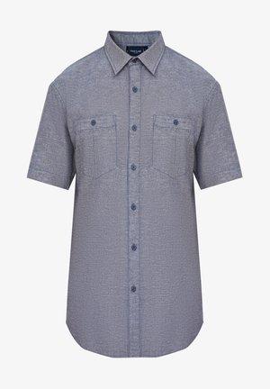 Shirt - cosmic blue