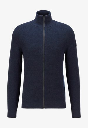 KAMIODENIM - Cardigan - dark blue