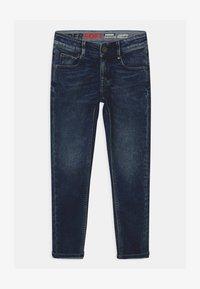 Vingino - AMOS - Jeans Skinny Fit - dark-blue denim - 0