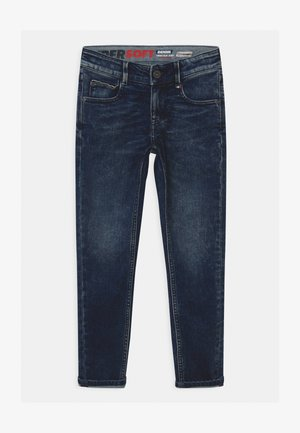 AMOS - Jeans Skinny Fit - dark-blue denim