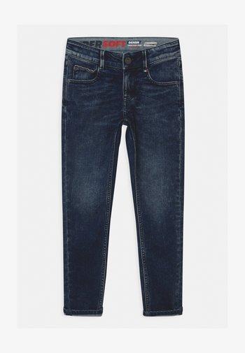 AMOS - Skinny džíny - dark-blue denim