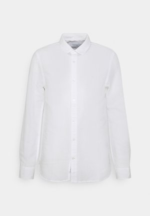 SLIM FIT SHIRT - Skjorta - white