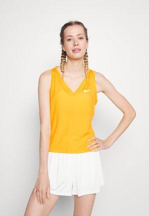 TANK - Sportshirt - university gold/white