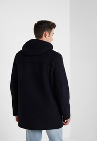 Gloverall - MID LENGTH DUFFLE - Short coat - navy - 2
