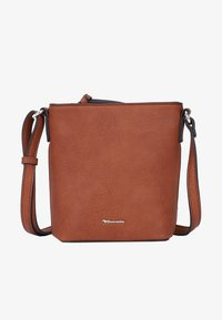 Tamaris - ALESSIA - Across body bag - cognac - 0