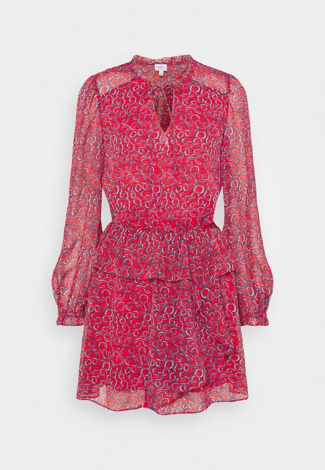 LULIS - Korte jurk - multi