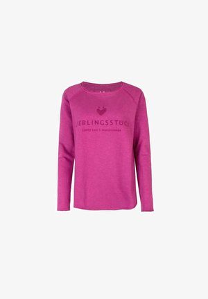 CATHRINAEP - Sweatshirt - magenta