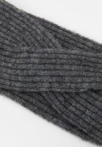 Pieces - PCBANA HEADBAND  - Ear warmers - medium grey melange - 2