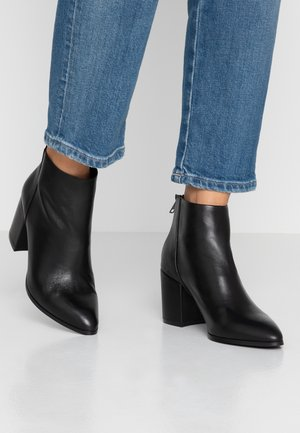 JILLIAN - Ankle boots - black