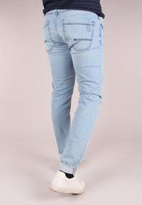 Gabbiano - Slim fit jeans - light blue - 1