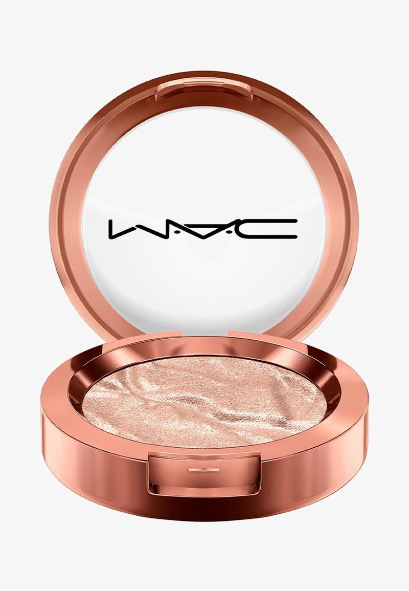 MAC - BRONZING COLLECTION FOILED SHADOW - Eye shadow - white haute