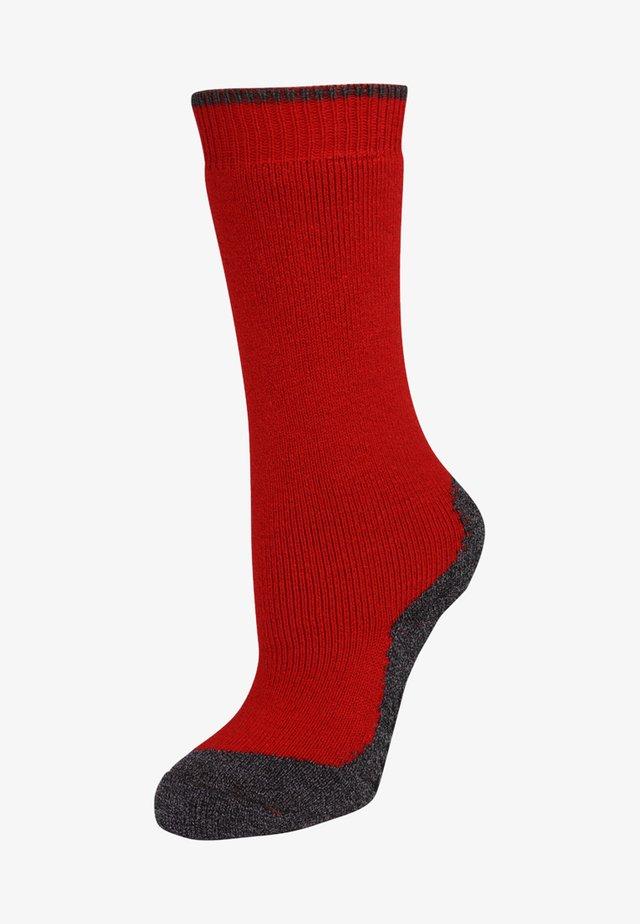 ACTIVE WARM+ - Knee high socks - fire