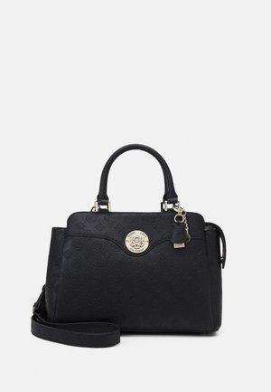DAYANE TRIPLE SATCHEL - Handbag - black