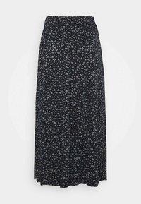 Moss Copenhagen - EANE SKIRT - A-line skirt - black - 1