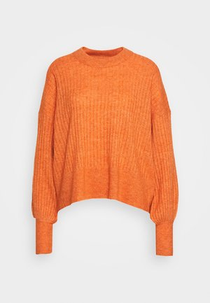 BLAKELY O NECK - Jumper - nectarine