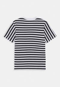 Marni - MAGLIETTA UNISEX - Print T-shirt - blue navy - 1