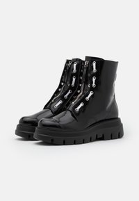 MSGM - STIVALETTO DONNA WOMAN`S BOOT - Platform ankle boots - black - 2