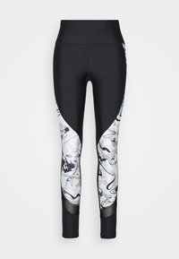 Under Armour - ARMOUR ALKALI LEGGING - Trikoot - black